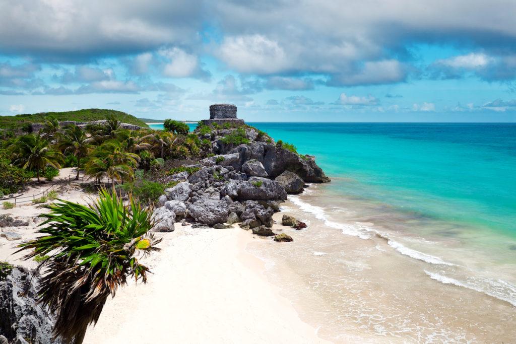 Cancun, sitio turistico